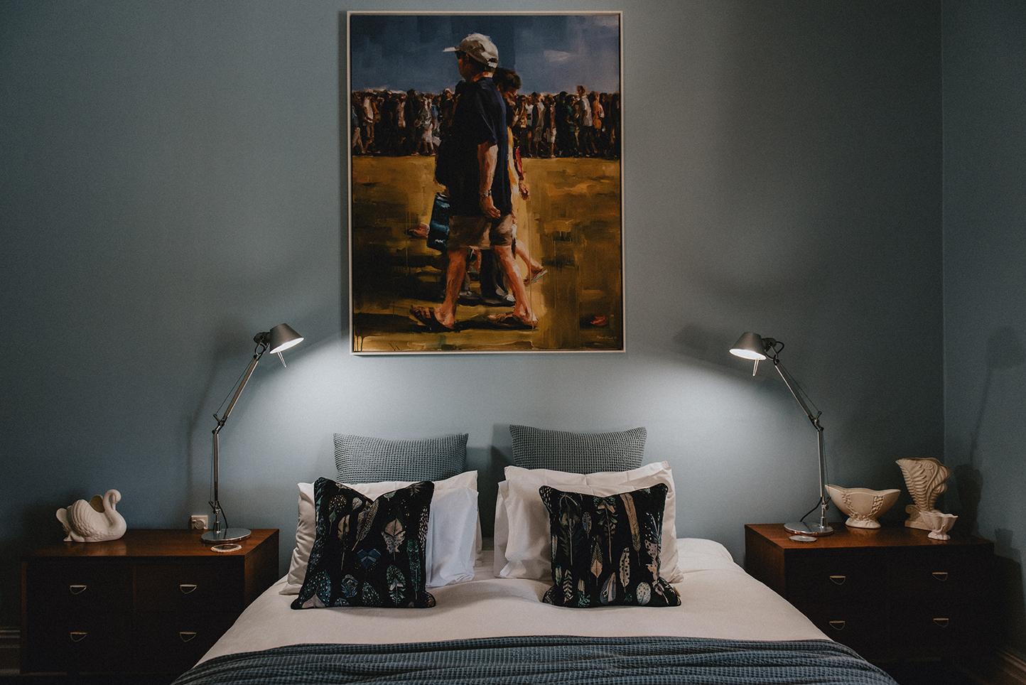 Kikorangi Room King Sized Bedroom