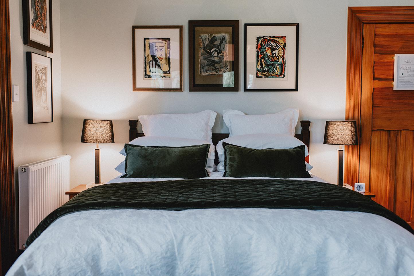 Kakariki Room Queen Sized Bedroom